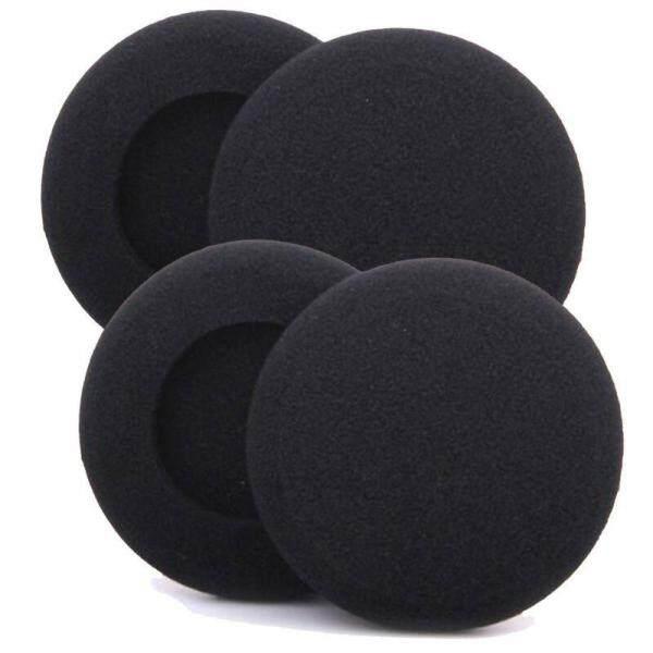Hozzby 2 Pairs Headphones Earpads Ear Pad Soft Sponge Cushion Cover 50mm for Logitech