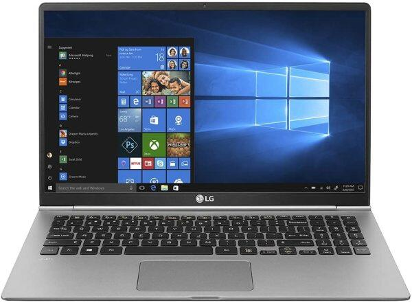 LG gram Thin and Light Laptop - 15.6 Full HD IPS Display, Intel Core i5 (8th Gen), 8GB RAM, 256GB SSD, Back-lit Keyboard - Dark Silver Malaysia
