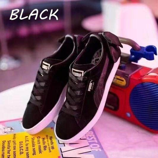 05fc5ef8e3f0 Womens Casual Sport Puma Black Red Green and Purple Shoes