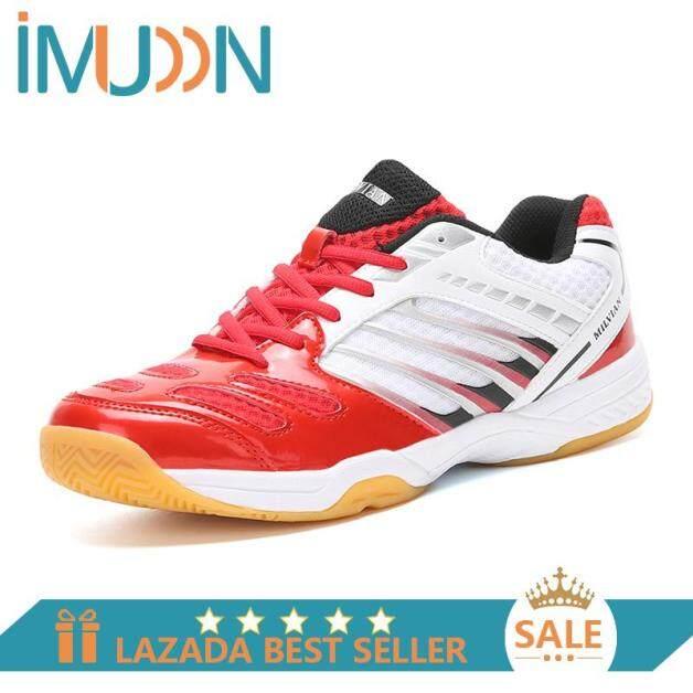 Giày Chơi Cầu Lông Imudon Cho Nam Nữ, Giày Thể Thao Chuyên Nghiệp Thoáng Khí Chống Trượt giá rẻ