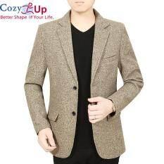 Áo vest dành cho nam dáng slim ôm vừa người chất liệu dày dặn đứng form Cozy Up