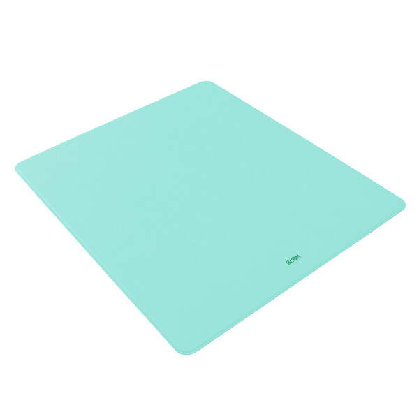 AJAZZ Leather Mouse Pad Waterproof & Dirty Resistant Non-slip Mat Simple Design Soft and Skid Resistance Smooth Movement Malaysia