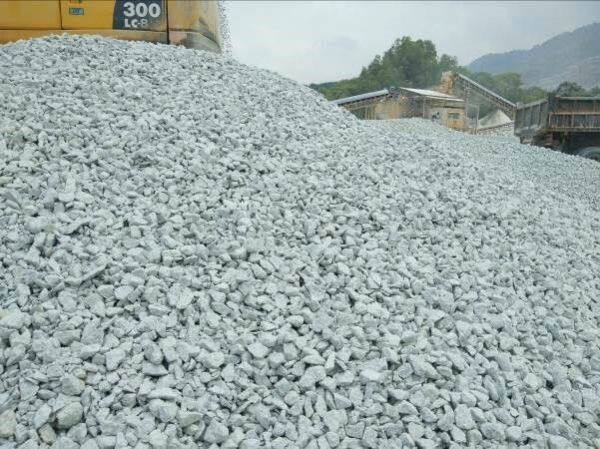 3/4 aggregate/ stone 20mm 10kg packing