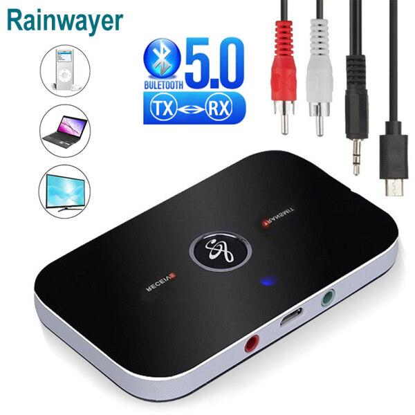 Bảng giá Bộ Thu Phát Bluetooth 5.0 B6 Không Dây Bộ Chuyển Đổi Âm Thanh, Cho PC TV Tai Nghe Bộ Thu Nhạc AUX 3.5Mm 3.5 Cho Xe Hơi Người Gửi Phong Vũ