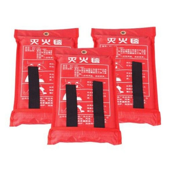 #fire blanket 1 8x1 8# ♢eco - FIRE BLANKET FIRE SAFETY PREVENTOIN♩