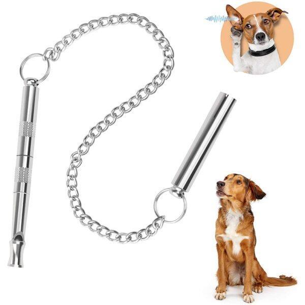 Còi Chó Siêu Âm Chuyên Nghiệp Có Thể Điều Chỉnh Sân Dừng Sủa Hiệu Quả Thiết Bị Đào Tạo Pet Silent Bark Control
