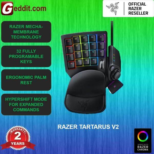 RAZER TARTARUS V2 MECHA-MEMBRANE GAMING KEYPAD RZ07-02270100-R3MI Malaysia