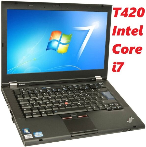 (REFURBISHED)LENOVO T420 INTEL CORE i7 2520M VPRO 2.5GHZ /8GB DDR3/500GB HDD/INTEL HD GRAPHIC/14 LED SCREEN/WIN 7 PRO(One months warranty) Malaysia