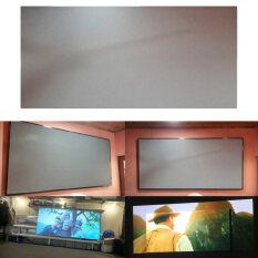 Baoblaze 16: 9 HD Máy Chiếu Ngoài Trời/Trong Nhà Màn Hình Rạp Chiếu Phim Di Động Cho Phòng Họp