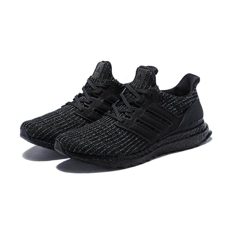 buy popular f8153 e7ed8 Original Authentic ADIDAS Ultra BOOST Mens Running Shoes Mesh Breathable  Lightweight Stability Sneakers Sport Shoes
