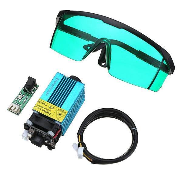 Giá Eleksmaker EL01-500 405nm 500 MW Mô-đun Laser Xanh Tím Điều Chế PWM 2.54-3P Máy Khắc Tự Làm