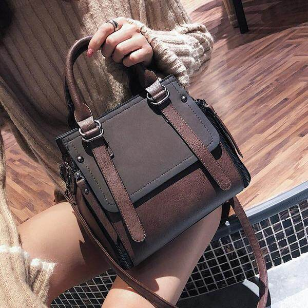 G-gourd Vintage New Handbags For Women 2019 Female Brand Leather Handbag High Quality Small Bags Lady Shoulder Bags Casual
