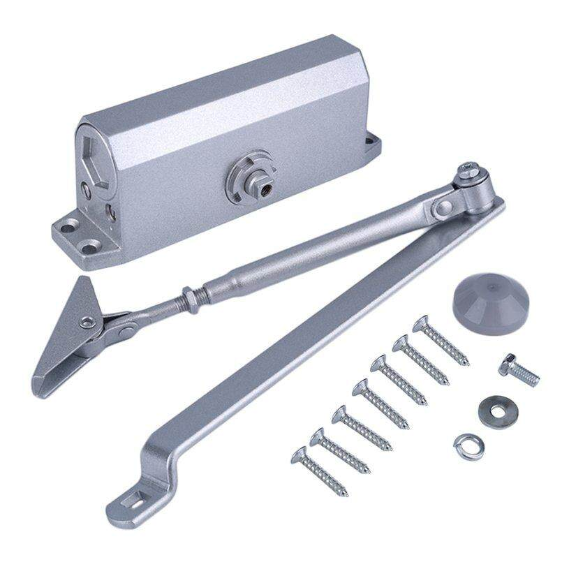 ELEC 068 Home Office Adjustable Overhead Left or Right Hand Square Door Closer