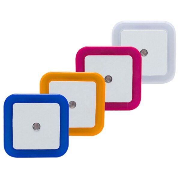 Bảng giá LED Ánh Sáng Ban Đêm Đèn Led Phích Cắm Mini 110V 220V EU US Điều Khiển Bằng Cảm Biến Dải Dải Phòng Khách Phòng Ngủ Trẻ Em Miễn Phí Vận Chuyển