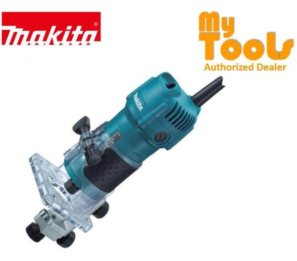 Makita 3709 530W 6mm (1/4 ) Trimmer