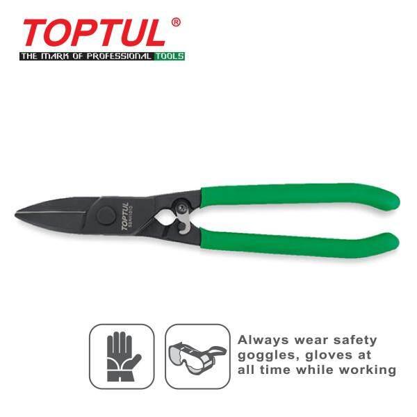 TOPTUL Universal Straight Tin Snips (SBAH series)