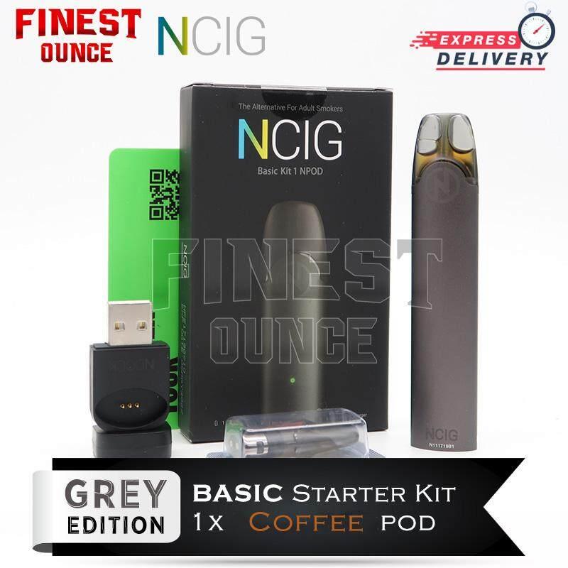 NCIG POD Starter Kit Vape + FREE Pods (Vape e-cig) NKIT NPOD **ORIGINAL
