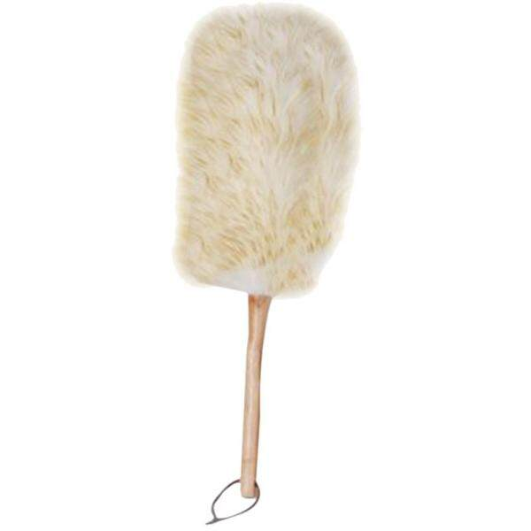 From the Dust Brush Household Feather Duster Dusting Cleaning Brush Wool Duster Brush for Dust Broom