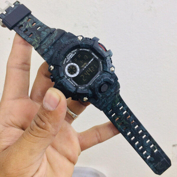 SPECIAL PROMOTION_CASIO_G_SHOCK_DIGITAL RUBBER STRAP WATCH FOR MEN AND WOMEN Malaysia