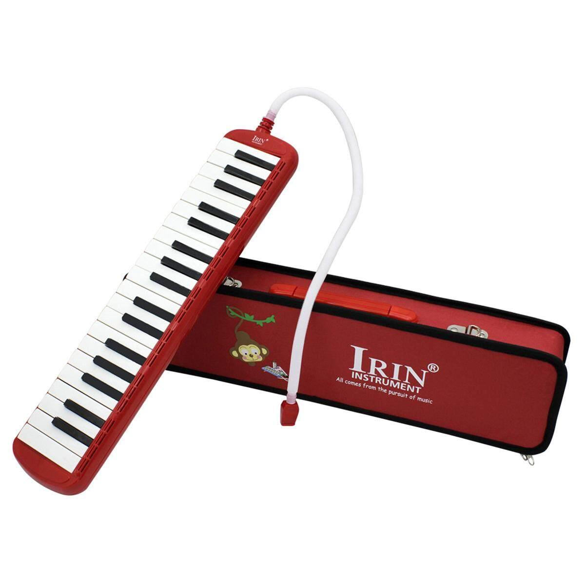 IRIN 37 Phím Đàn Piano Phong Cách Kèn Melodica Di Động Dụng Cụ Âm Nhạc & Túi Đựng