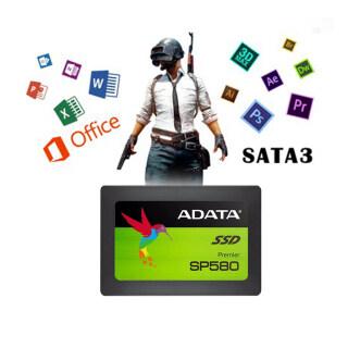 Ổ Đĩa Thể Rắn ADATA SP580 120GB 240GB 2.5 Inch SATA III 6G Bs (ASP580SS3-120GM-C) thumbnail