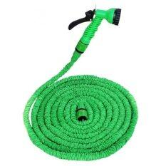 150 ft Hand Jet Water Cannon with 8 Spray Setting + Water Pressure Green