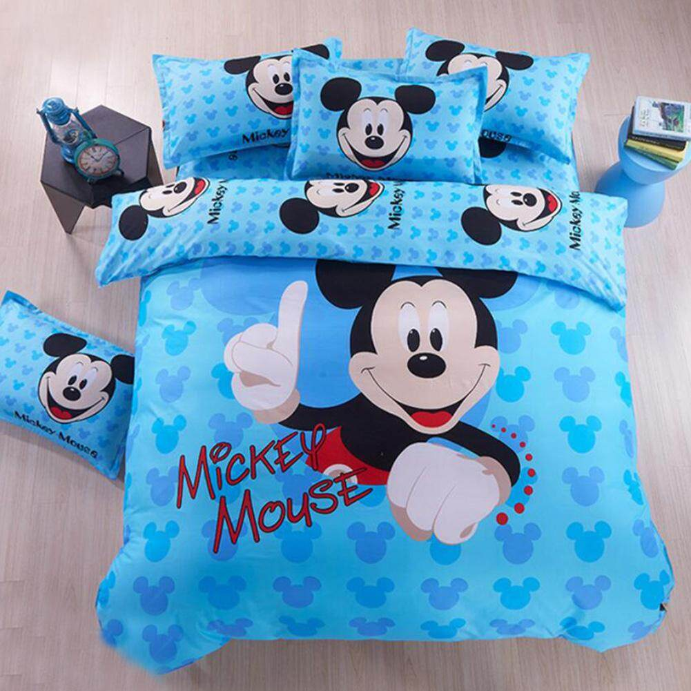 3 piece/4 pieceCartoon Bedding