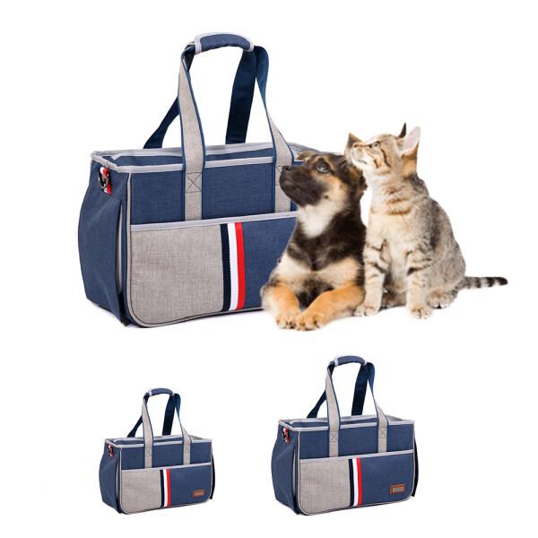 Túi Đựng Thú Cưng DODOPET, Túi Đeo Vai, Túi Đựng Chó, Mèo Mang Đi Du Lịch, Túi Đeo Vai Cho Chó, Mèo
