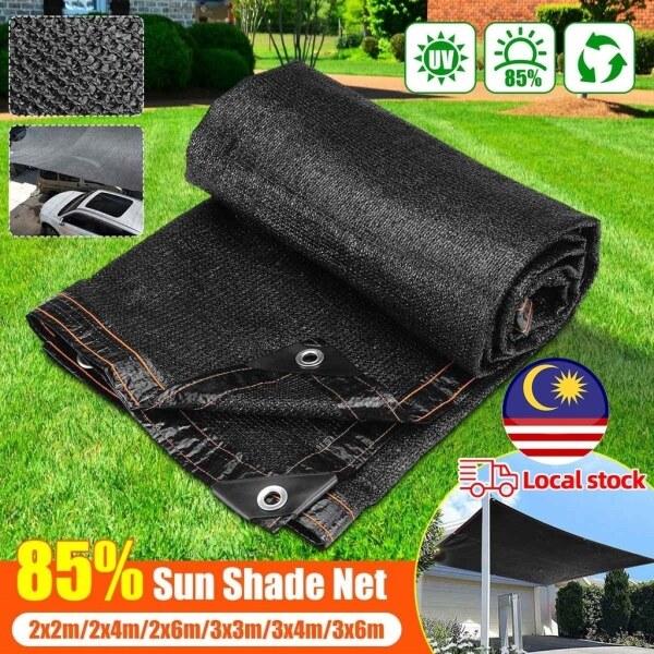 Local Stock Anti-UV Sunshade Net Outdoor Garden Sunscreen Sunblock Shade Cloth Net Plant