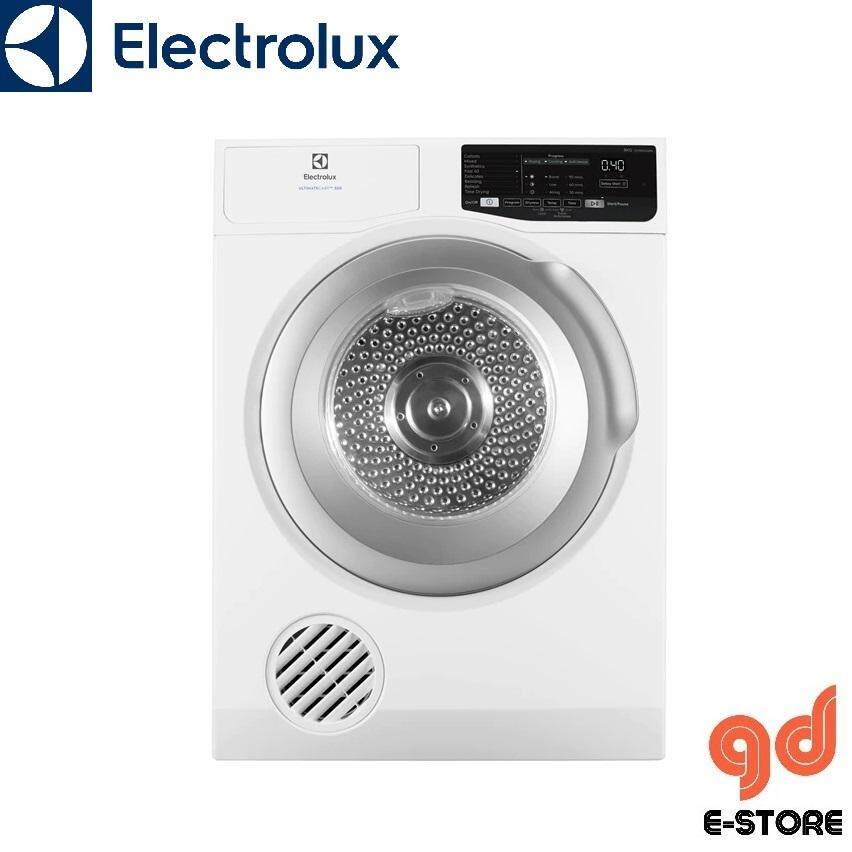 [K.L Free Installation] Electrolux EDV805JQWA 8kg UltimateCare™ 500 Venting Dryer
