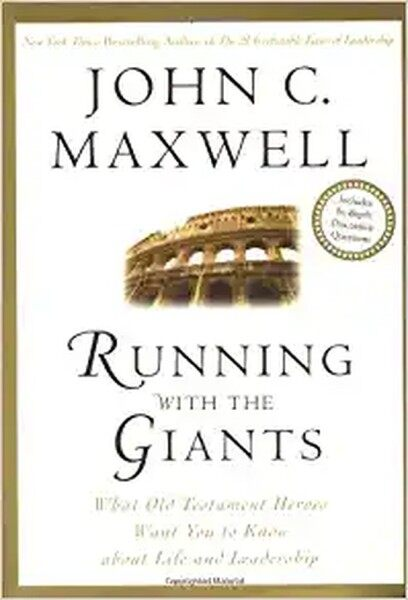 BORDERS CLEARANCE SALE NON FIC: RUNNING WITH THE GIANTS BY MAXWELL JOHN C Malaysia