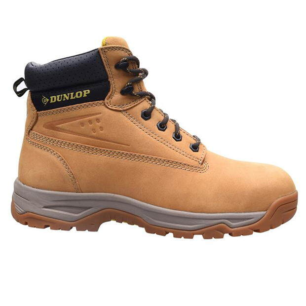 Dunlop Mens Safety On Site Boots (Honey