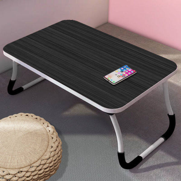 Bed small table laptop computer table student study desk foldable simple to do table lazy home writing