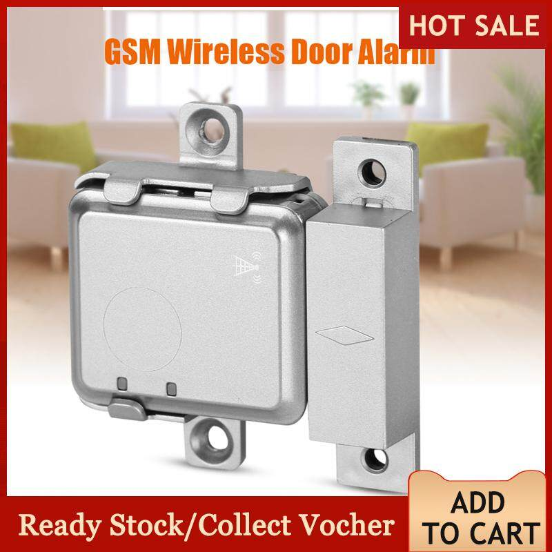 Hot Mini Real-time GSM Wireless Smart Door Alarm Magnetic LBS Locator Home Security System