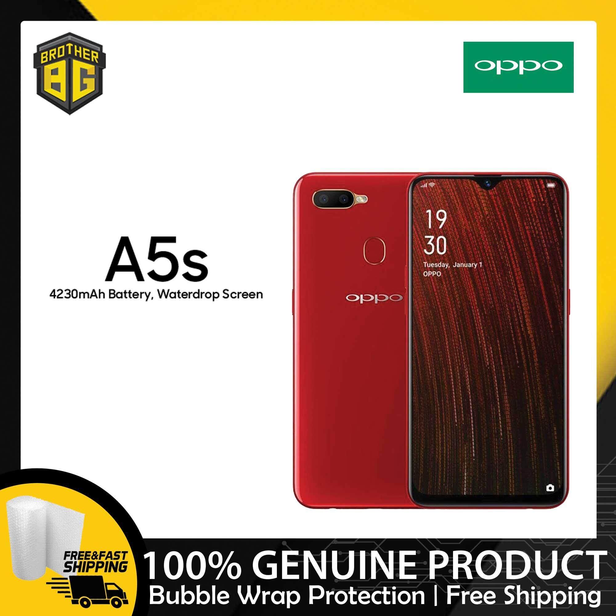 OPPO A5S 3GB+32GB - Original Malaysia Set