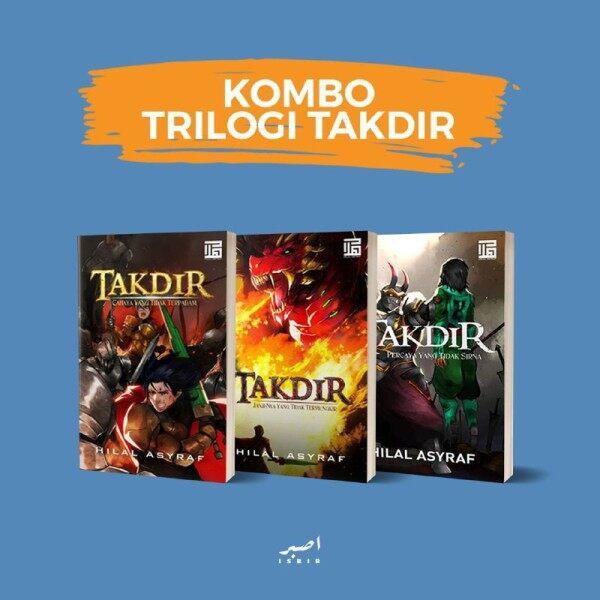 KOMBO SIRI TRILOGI TAKDIR Malaysia