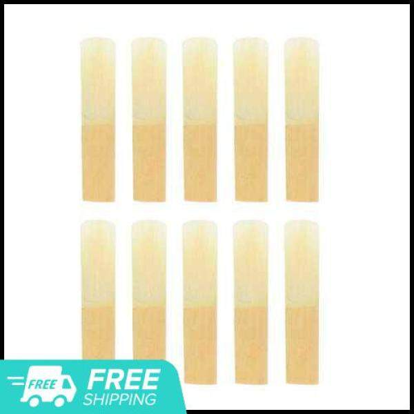Normal Level G Clarinet Reeds Strength 2.5 for Beginners, 10pcs/ Box (2) Malaysia
