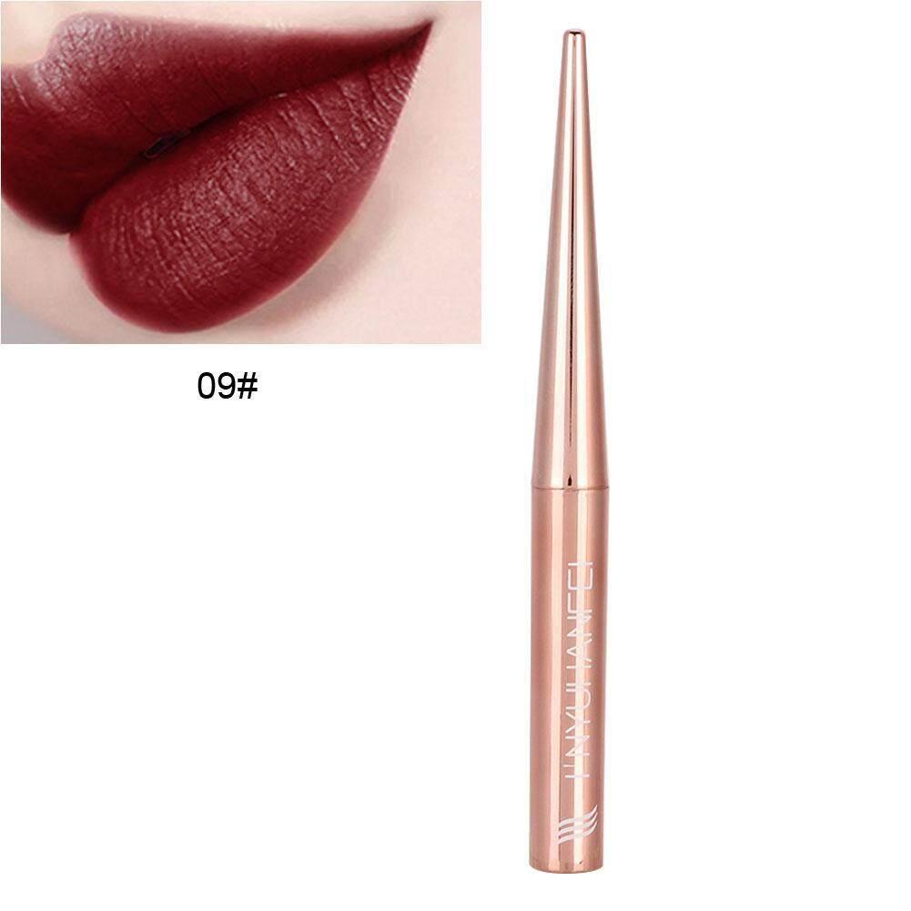 Lipstik Tahan Air Matte Tahan Lama Lipgloss Pelembap Alat Makeup 4G