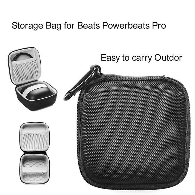 �ล่องเ�็บของสำหรับ Beats Powerbeats Pro/ WF-1000XM3หูฟังบลูทูธไร้สาย�ีฬา�ระเป๋าทนต่อ�ารสึ�หรอ�ละเคสป้อง�ันคราบส�ปร�