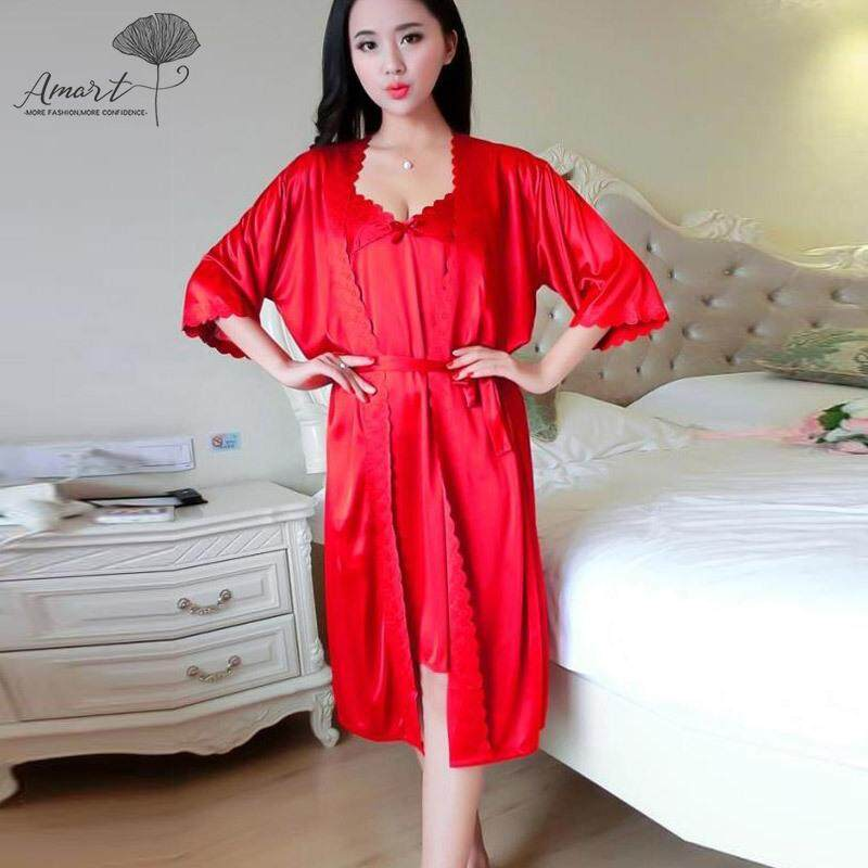 49e3577a1cd Buy Women Sleep | Loungwear | Nightwear | Lazada.sg