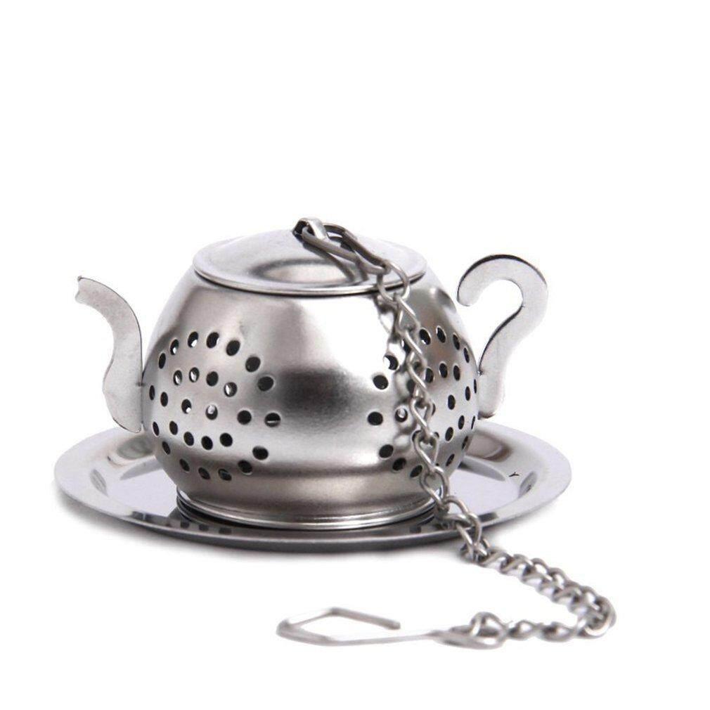 ผู้ขายที่ดีที่สุดสแตนเลสตาข่ายชงชาหลวมที่กรองชา By Beau-Store512.