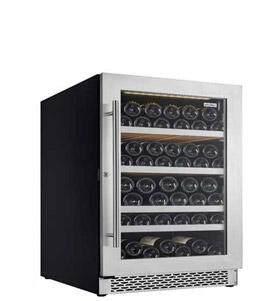 Grubel Gwc-St80ss Wine Storage Cabinets By Yokoso.
