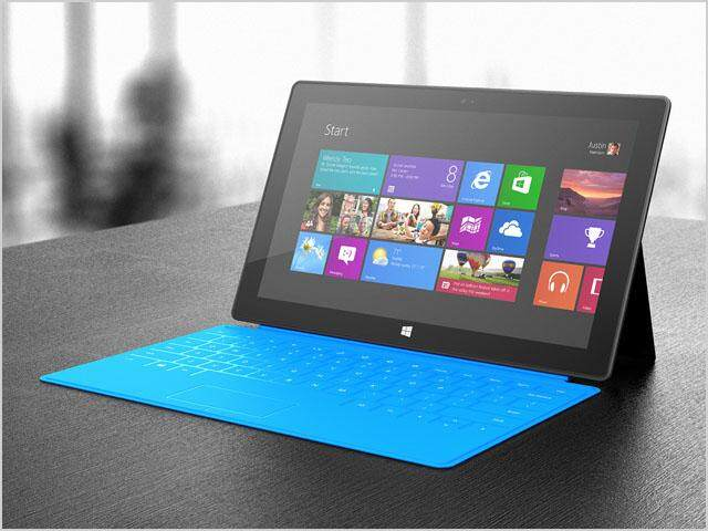 Microsoft Surface RT 2GB RAM/32GB Storage Dual Camera with Keyboard Malaysia