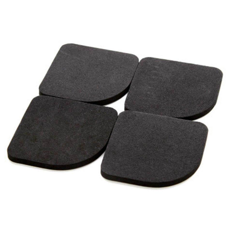 Nóng Người Bán Máy Giặt Chống Sốc Lót Tắt Tiếng Cotton 4 Miếng Ghép Thành Thảm Chống trơn trượt