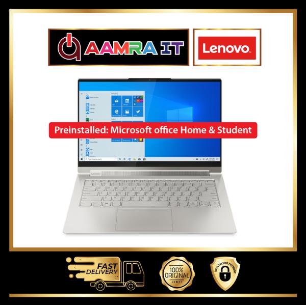 Lenovo Yoga 9 14ITL5 82BG004EMJ Laptop 14 FHD Touch Mica I7-1185G7, 16GB, 1TB SSD, Intel, W10, HS Malaysia