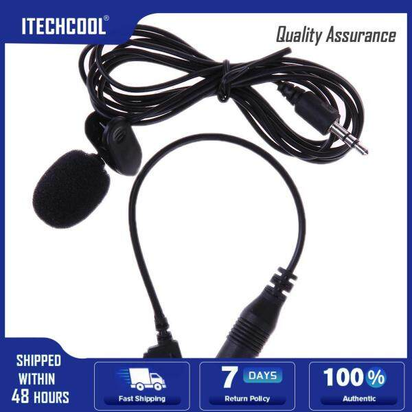 Professional Mini USB External Mic Microphone With Clip for GoPro Hero 3/3+ Singapore