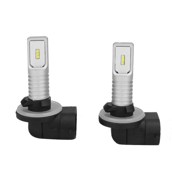Bóng Đèn LED Sương Mù Xe Hơi 2 Bóng Đèn LED Xe Hơi Màu Trắng, Phổ Thông 72W 6000K 12-24V