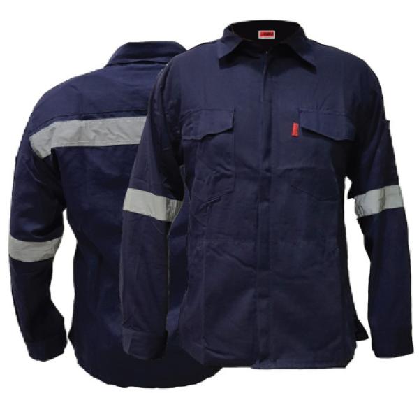 Slim Fit ECO Safety Jacket WORKWEAR