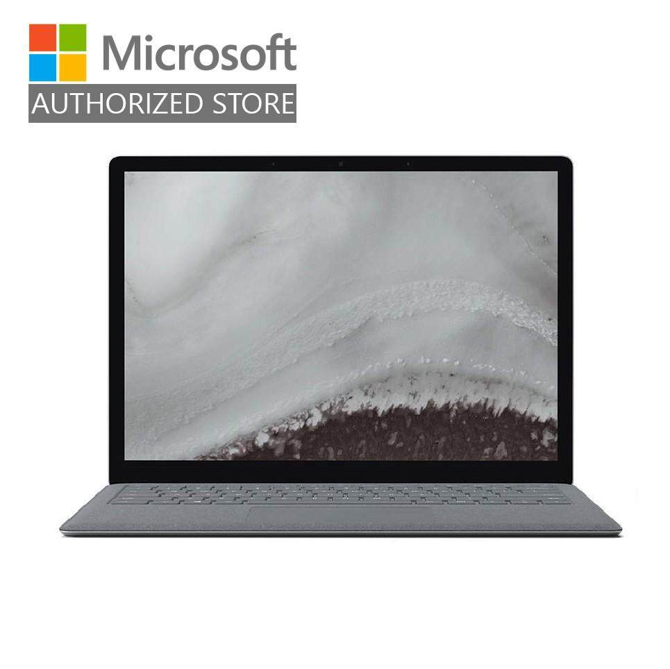 Microsoft Surface Laptop 2 - Platinum (i5/Intel® UHD Graphics 620/8GB/128GB/13.5-inch/Windows 10) Malaysia