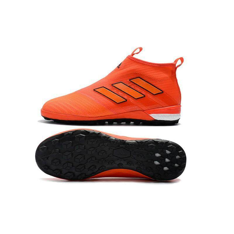 newest collection fcb43 4983e adidas ACE Tango 17+ Purecontrol TF core orange men women soccer shoes 35-45